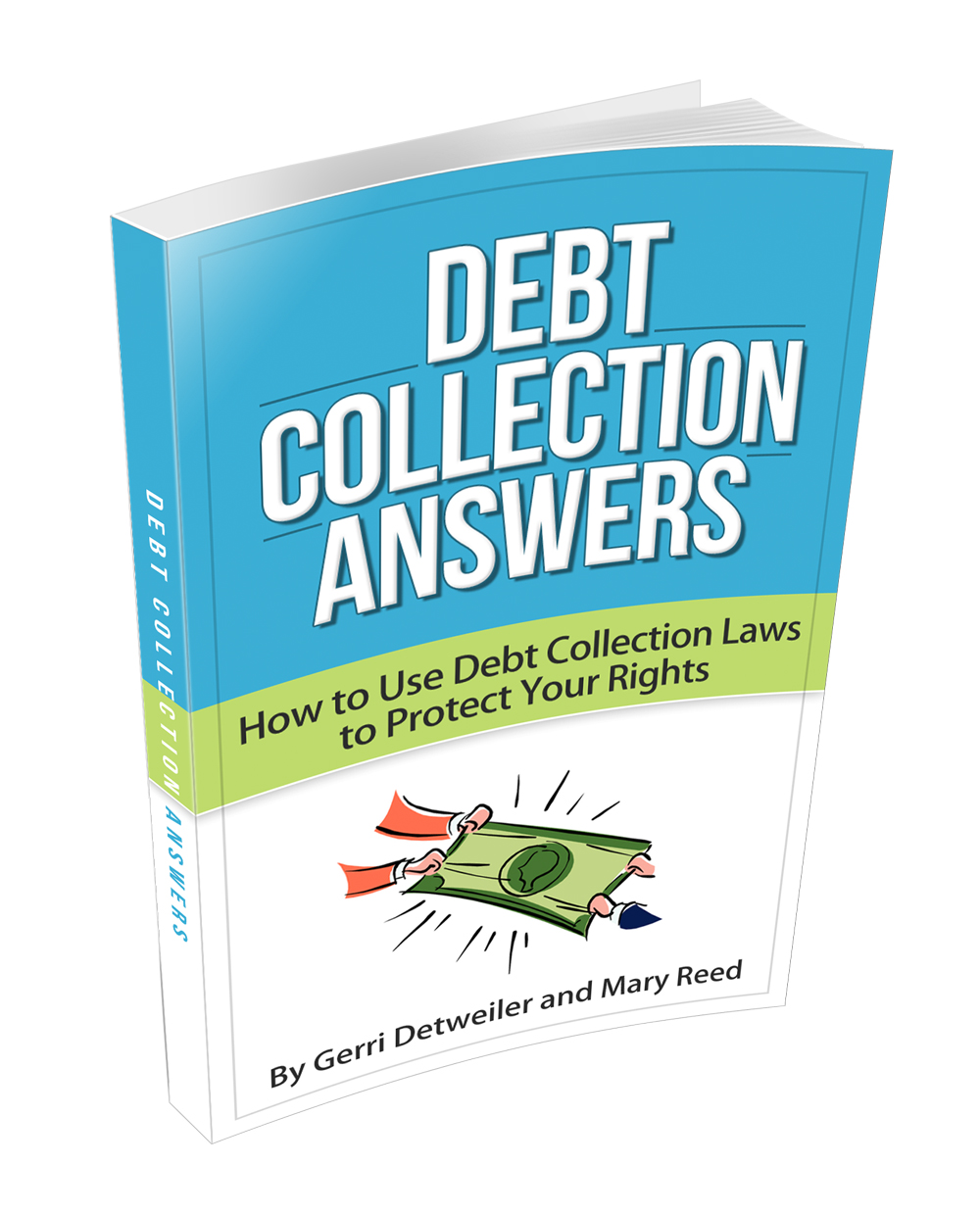 Cover of Debtcollectionanswers