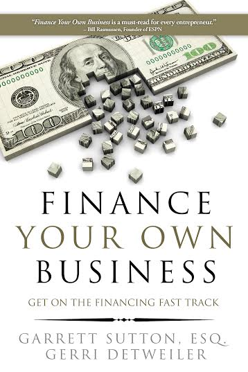 Book cover Finance Your Own Business
