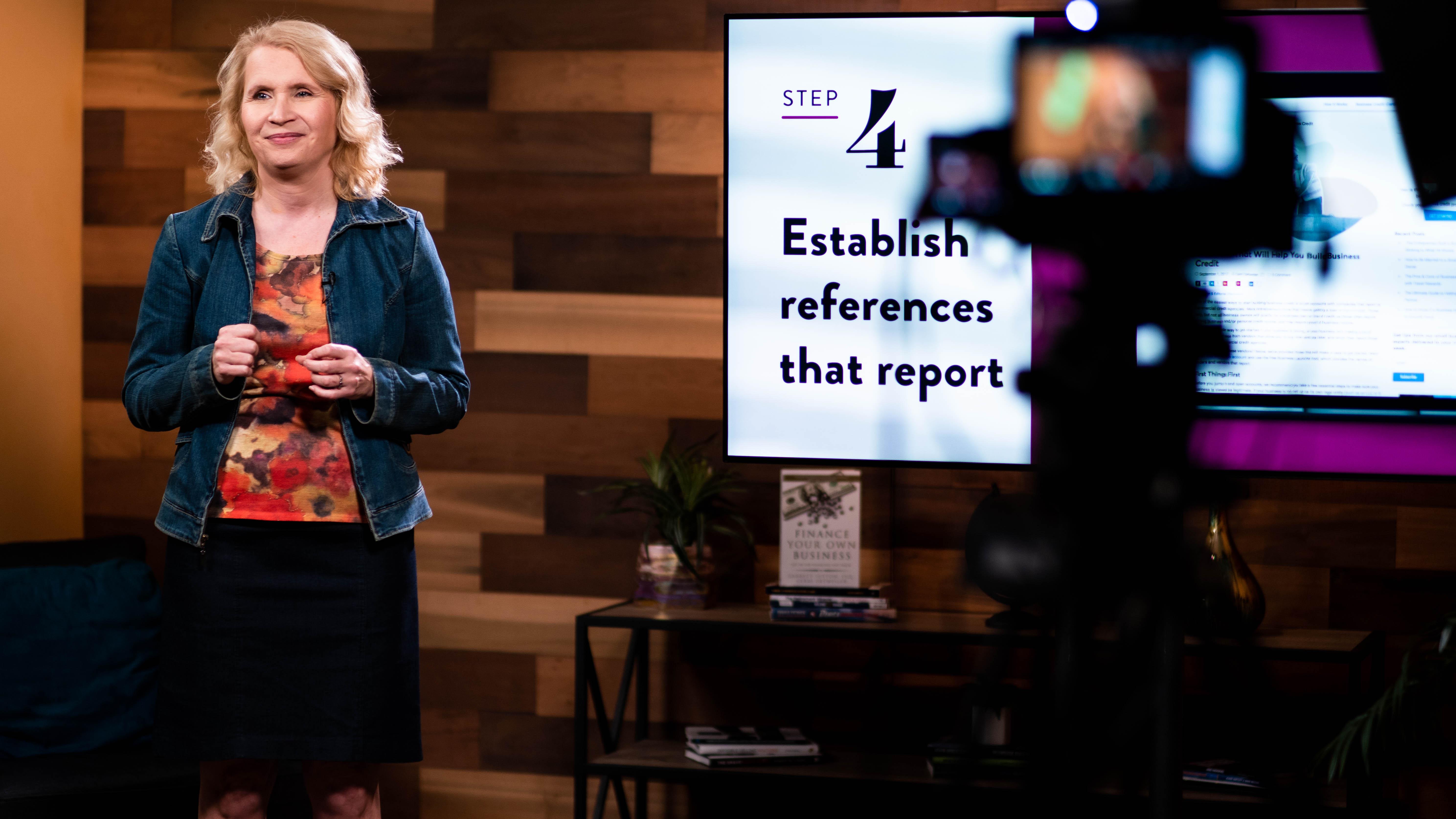 Photo of Gerri Detweiler speaker & credit expert